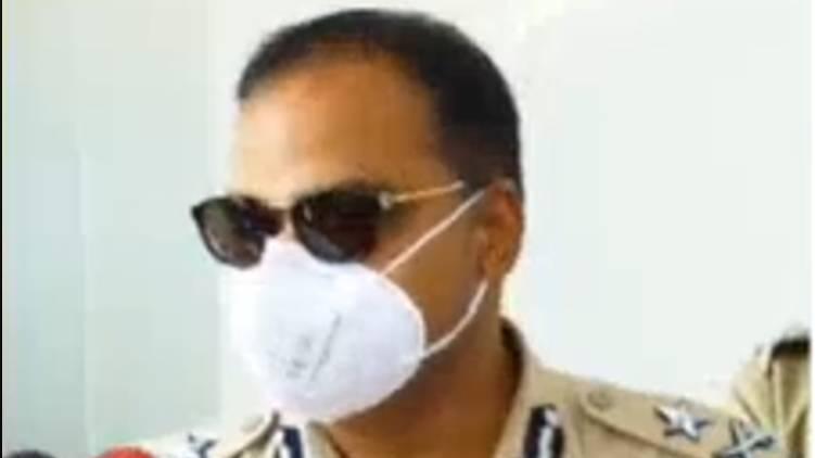 IG Vijay Sakhare