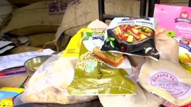 onam free food kit
