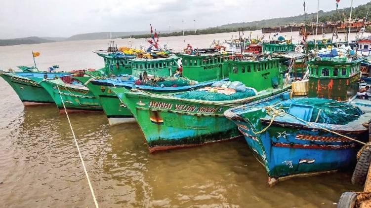 fishing boat kerala