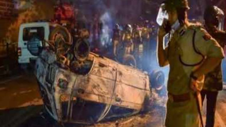 bengaluru riot 19 arrested