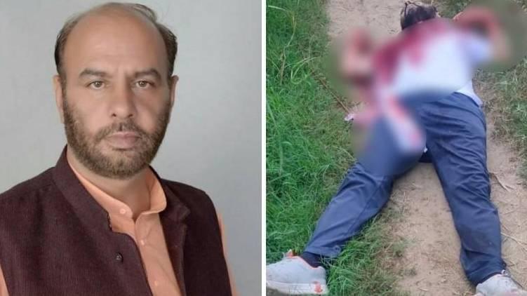 bjp leader sanjay khokhar shot dead
