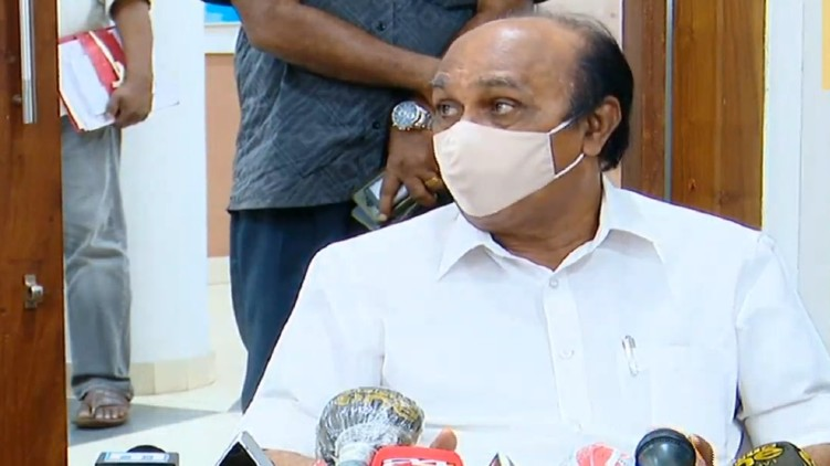 not a situation of disaster says e chandrasekharan