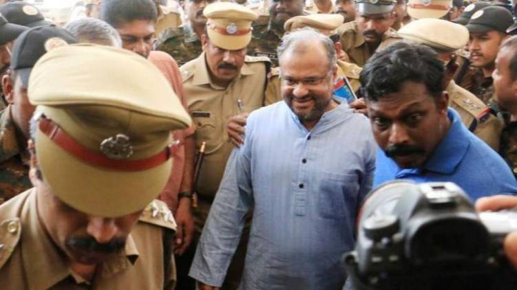 franco mulakkal case trail on September 16