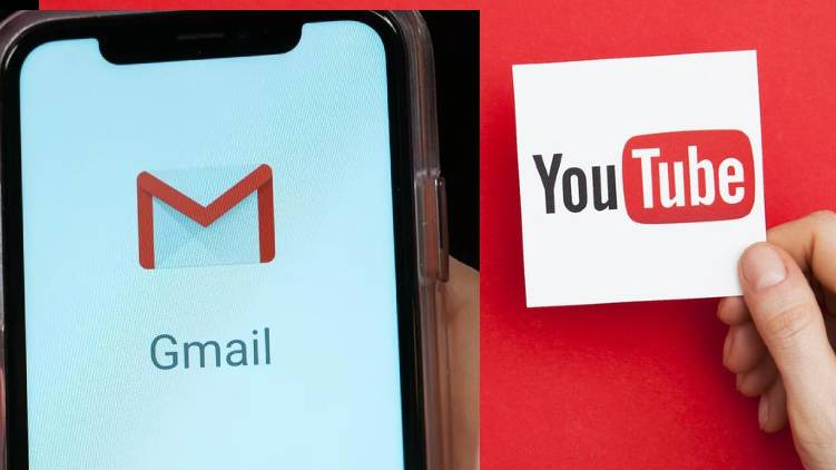 gmail youtube faces technical glitches