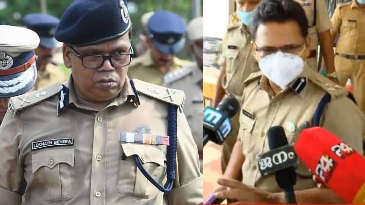 loknath behra on dyfi murder