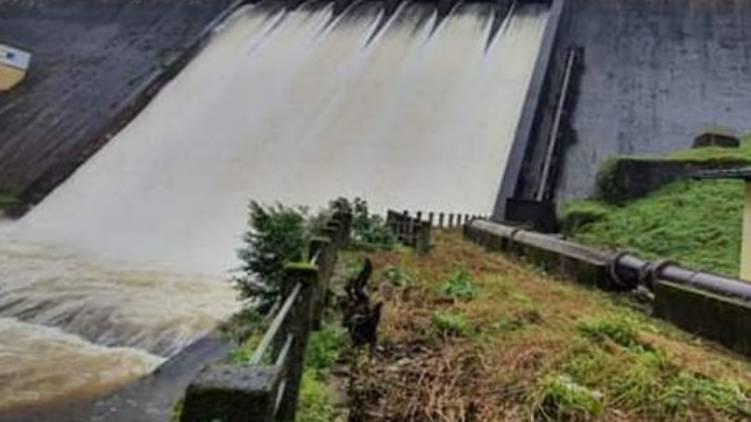 pamba dam shutter closed