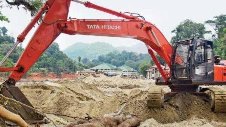 pamba sand mining vigilance orders probe