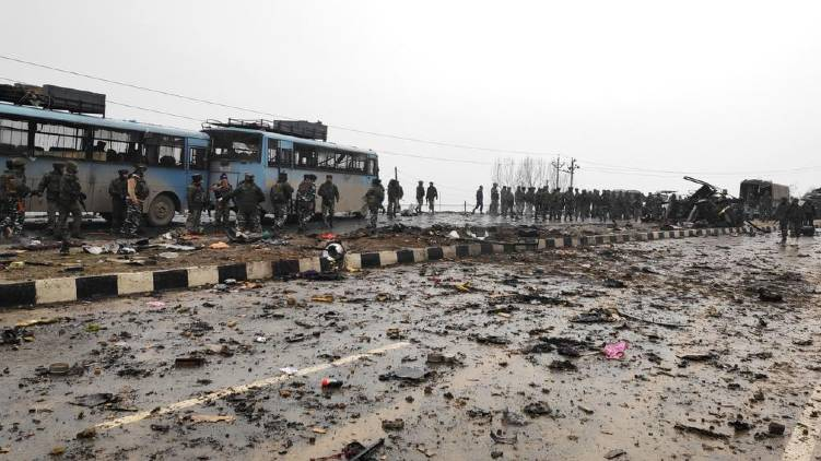 planned for second pulwama attack