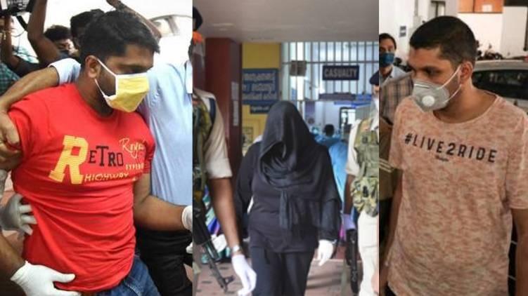 thiruvananthapuram gold smuggling case culprit remand period extended
