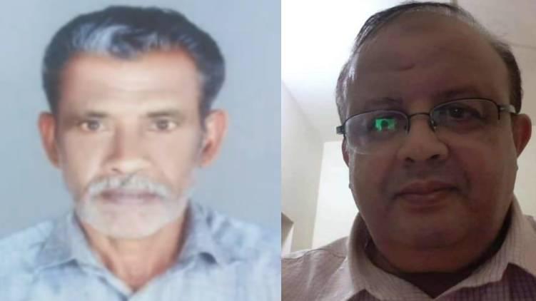 two covid deaths in kerala
