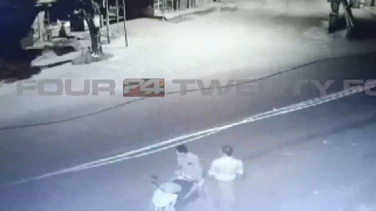 venjarammoodu dyfi murder cctv visuals