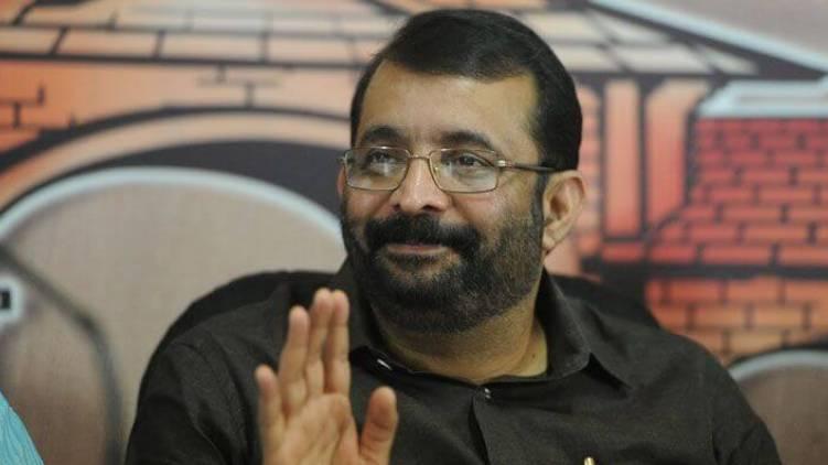 will take action if received complaint sreeramakrishnan