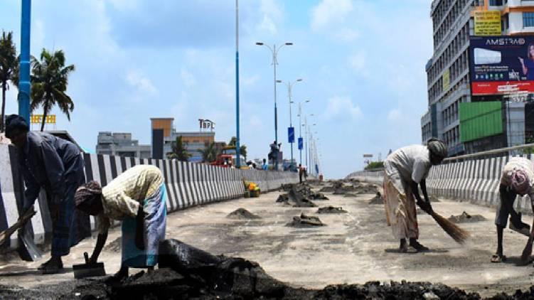 E Sreedharan may overlook palarivattom bridge construction