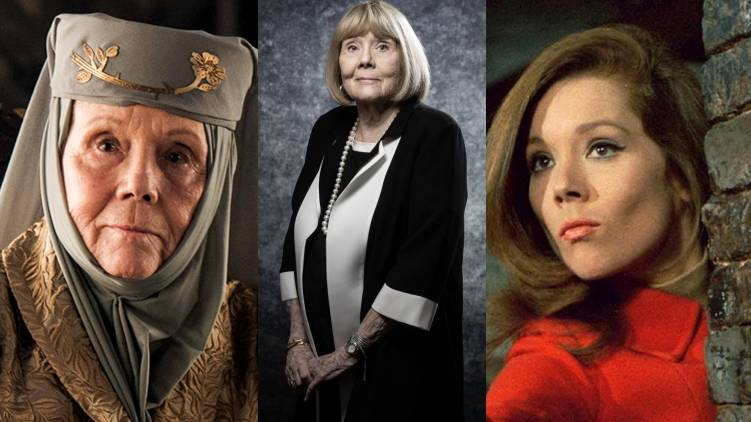 Game of Thrones James Bond actor Diana Rigg dies