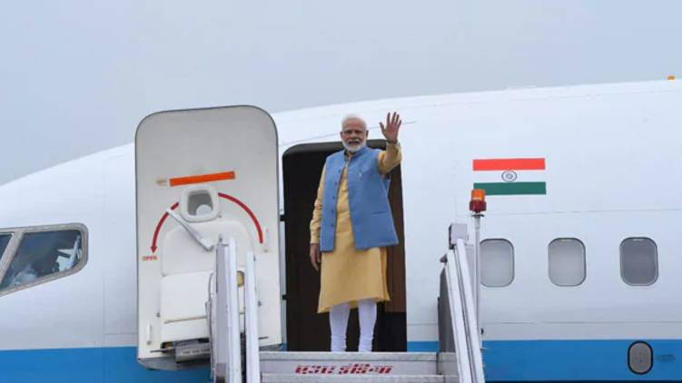 PM Visited 58 Nations Since 2015 spending 517 Crore