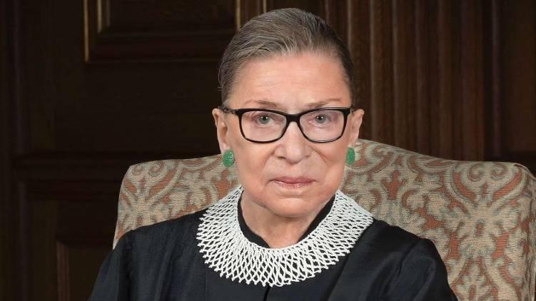 US Supreme Court Justice Ruth Bader Ginsburg dies