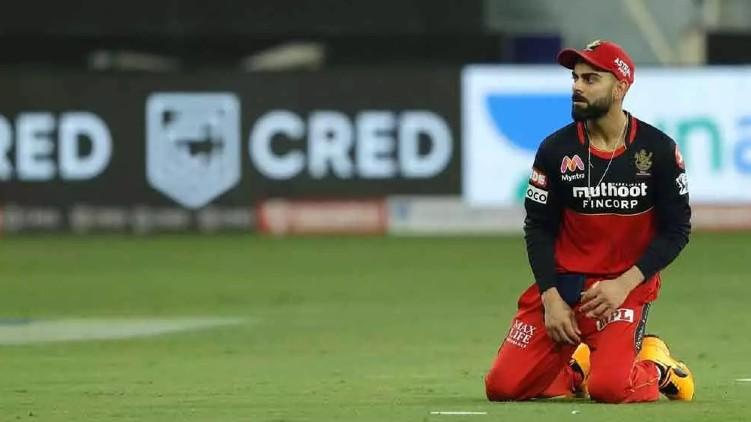 over Virat Kohli fined