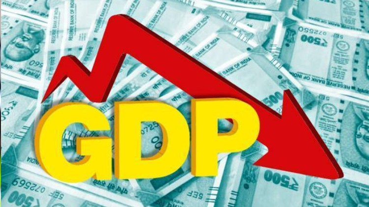 Major downward GDP forecast