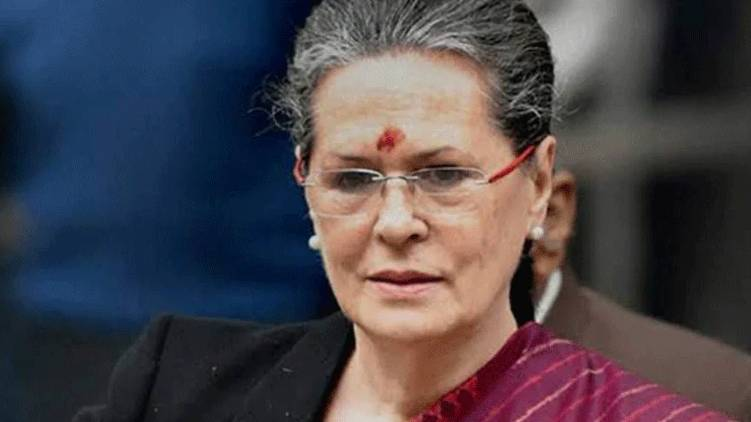 Sonia toughens stance on insurgents; Reorganized Congress Working Committee