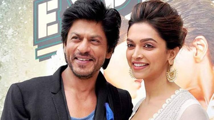 Shah Rukh Deepika Atlee