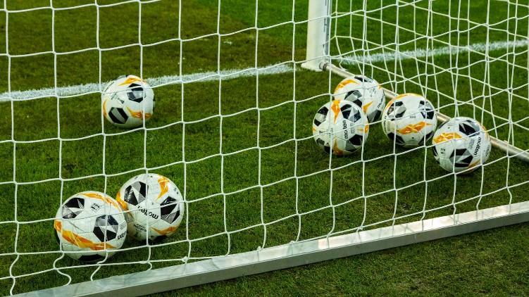 Football socially distanced match