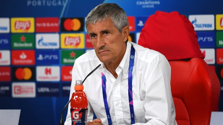 Setien legal action Barcelona
