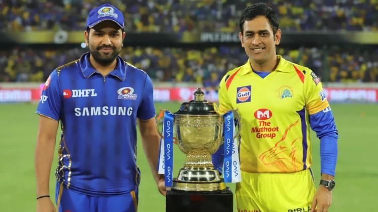 IPL match CSK MI