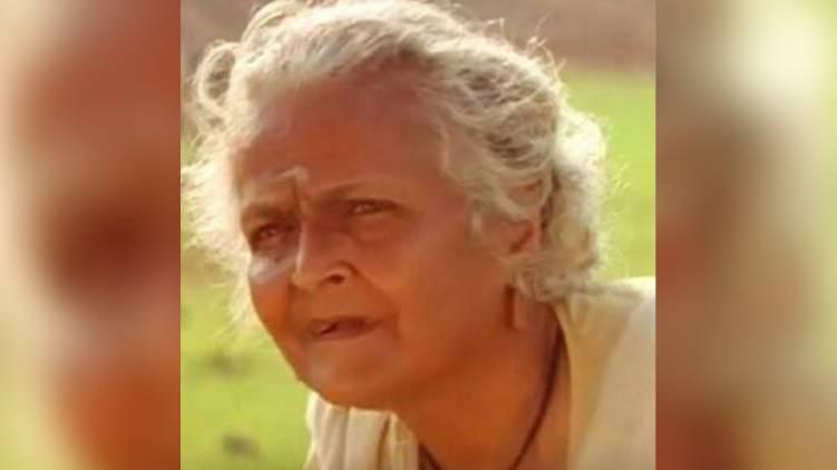 sarada nair passed away