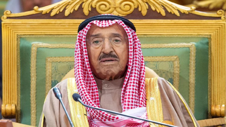 Kuwait emir dies report