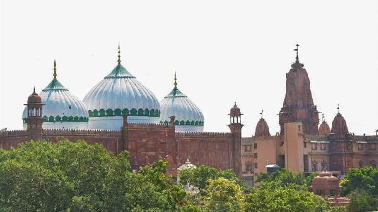 Court Plea Mathura Mosque