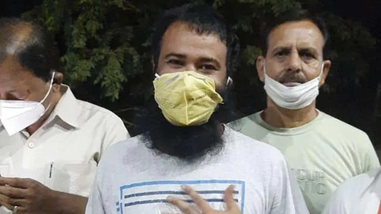 Kafeel Khan response jail