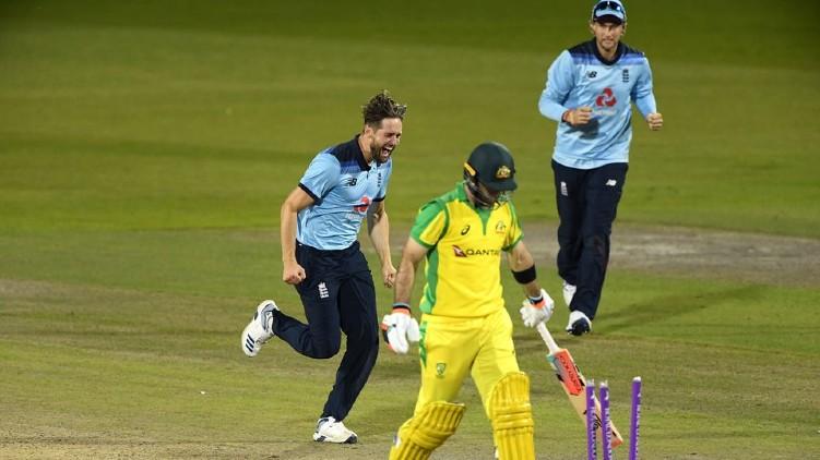 England Defeated Australia ODI