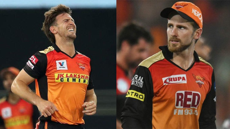 Mitchell Marsh Kane Williamson