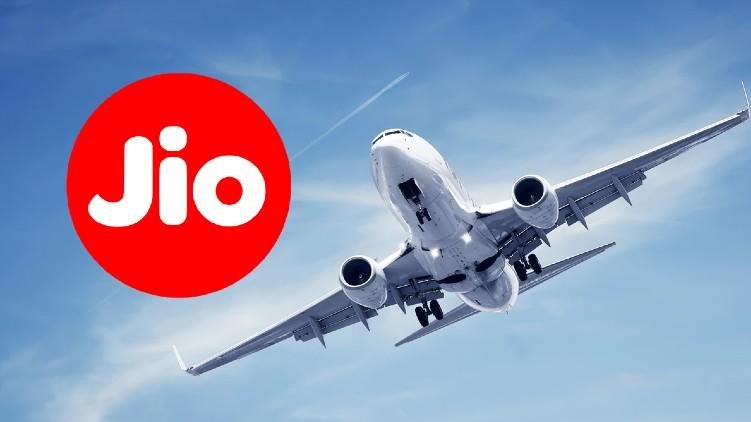 Reliance Jio flight plans