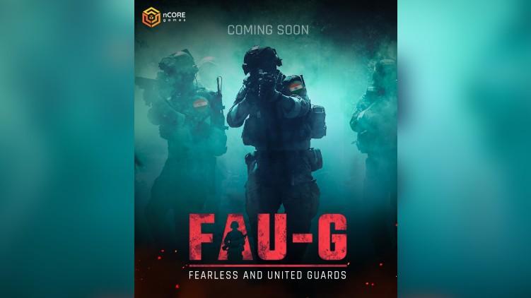FAU G game launch