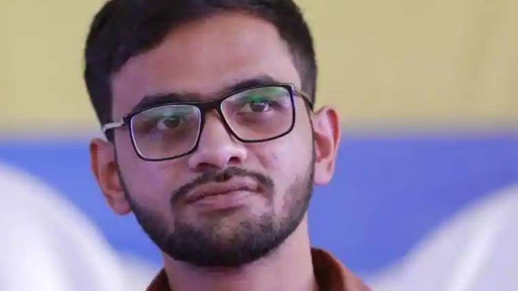 Umar Khalid has been remanded in custody