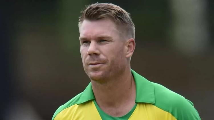 England David Warner
