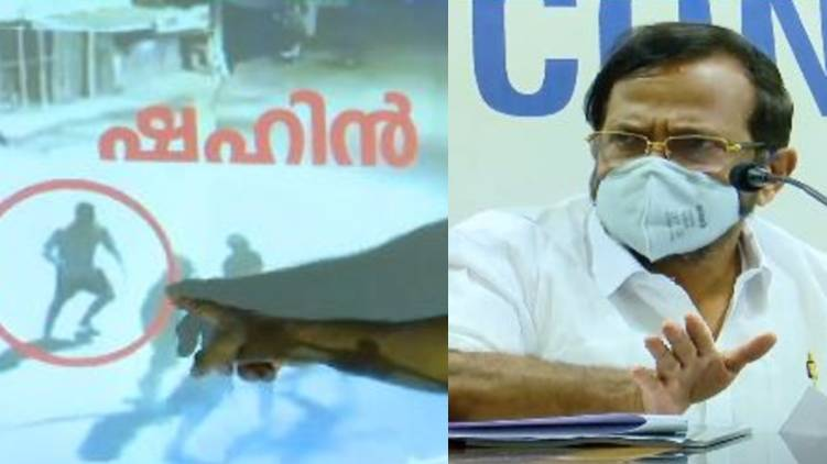 thiruvananthapuram dcc on venjramoodu murder
