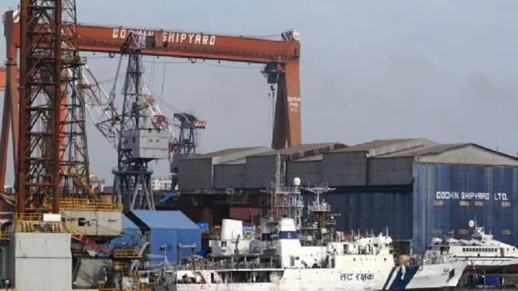 cochin shipyard case NIA submits charge sheet