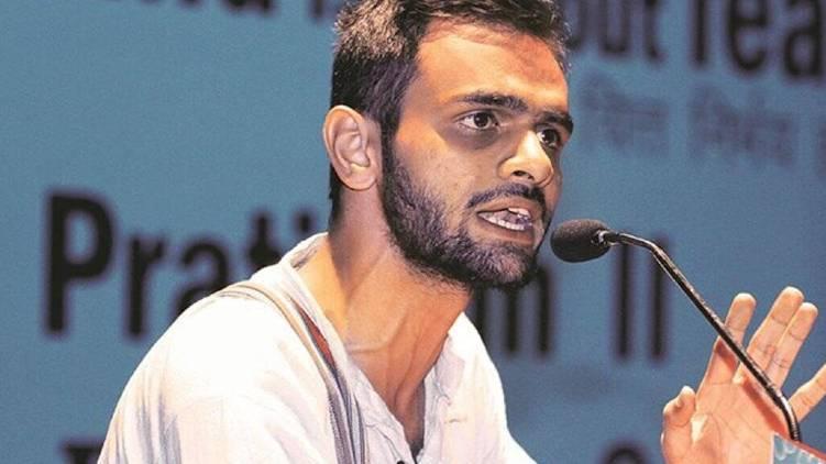 delhi riot umar khalid arrested