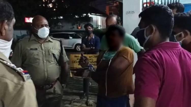 drakula suresh arrested