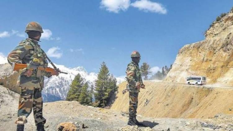 india china clash ladakh border