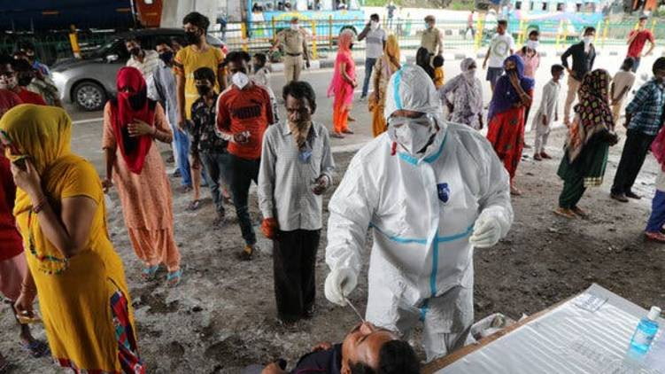 india covid deaths crossed 65000