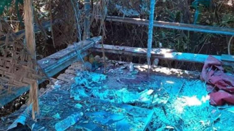 kannur panyam bomb blast one man arrested