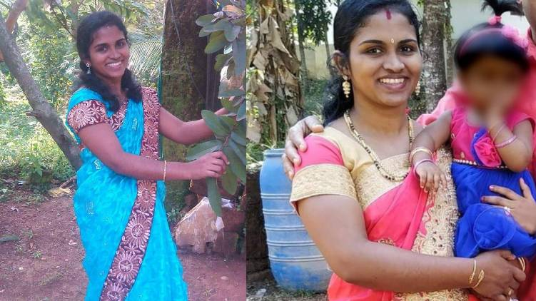 kannur woman killed children suicided