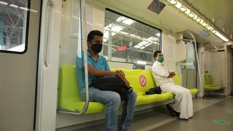 kochi metro service restarts