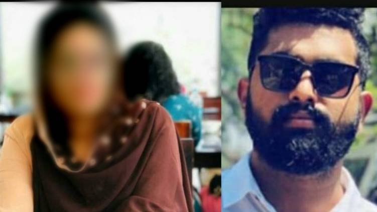 kollam 24 year old suicided man arrested
