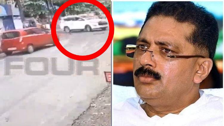 kt jaleel came in private vehicle