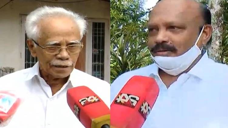 ncp will contest in kuttanad seat says tp peethambaran master