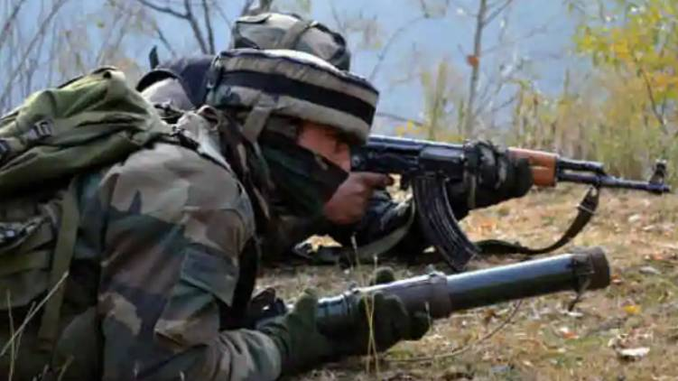 three terrorists killed in encounter JK
